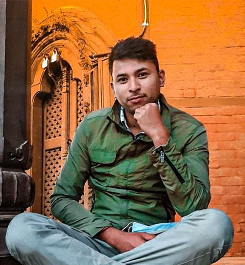 Bikesh Shrestha