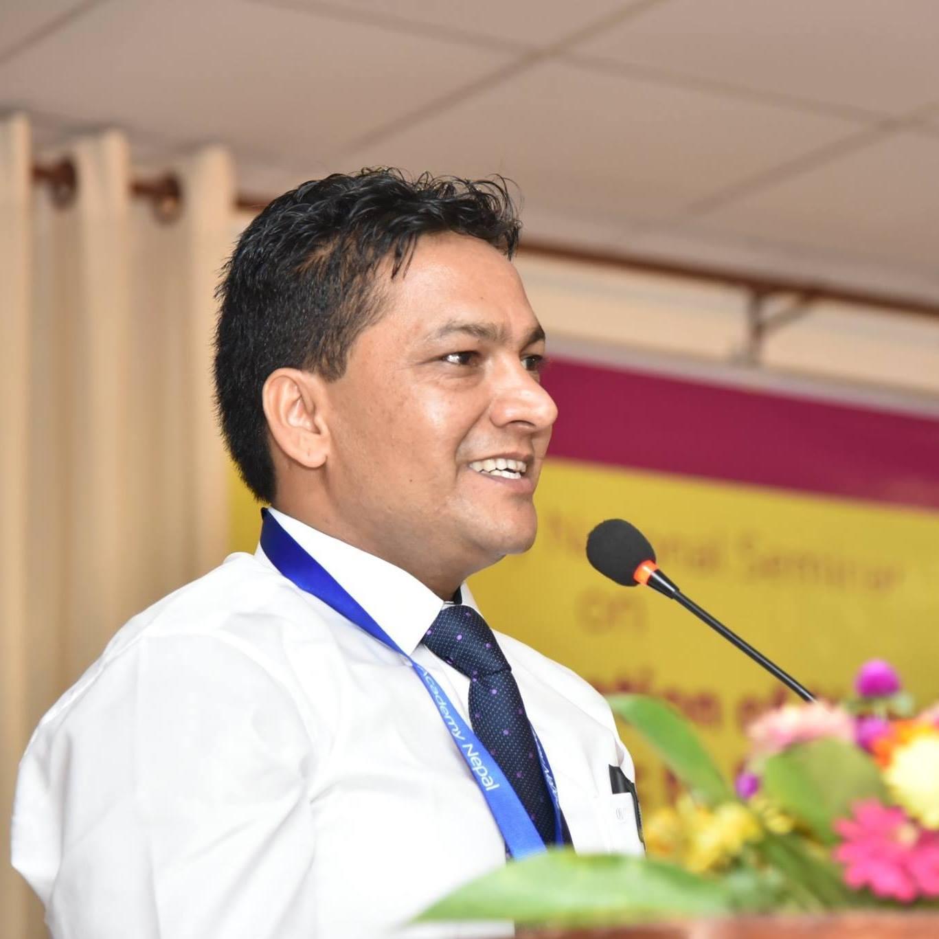 Ganesh Prasad Joshi